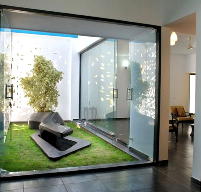 garden-design-ideas-for-terraced-house-fancy-forest-house-brings-indoors-out-through-glass-walls-terraces