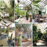 รวม 32 พื้นที่พักผ่อน และสวนหย่อมในที่ร่ม ไอเดียการจัดสวนสไตล์สวนไม้เมืองหนาว