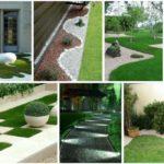 20 ไอเดียตกแต่งสวนหย่อมด้วยสนามหญ้า สร้างพื้นที่สีเขียว รูปทรงโมเดิร์น ทันสมัย ดูสบายตา