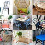 สวยทุกแบบ!! 45 ไอเดีย DIY ตกแต่งเก้าอี้ สร้างง่ายๆ เพิ่มสีสันให้กับของใช้ภายในบ้าน