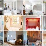 57 ไอเดียห้องนอนตัวอย่าง ที่ออกแบบให้เป็นห้องนอนขนาดเล็ก ตกแต่งสวยงาม น่ารัก สร้างเป็นมุมพักผ่อน ไปในตัว
