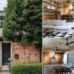 บ้านสุดดิบสไตล์อินดัสเทรียลลอฟท์ สวยด้วยปูนเปลือย อิฐโชว์แนว และงานเหล็ก เสน่ห์ความงามจากวัสดุแบบเปลือยๆ