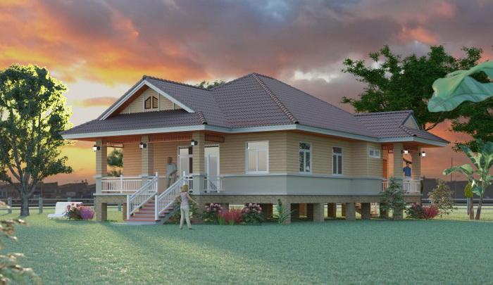 1-storey-thai-contemporary-classic-house-2