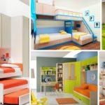 12 ไอเดีย เตียงนอนเด็กพร้อมที่เก็บของ ในรูปแบบที่สร้างสรรค์ โทนสีสดใส ใช้พื้นที่ได้คุ้มค่า