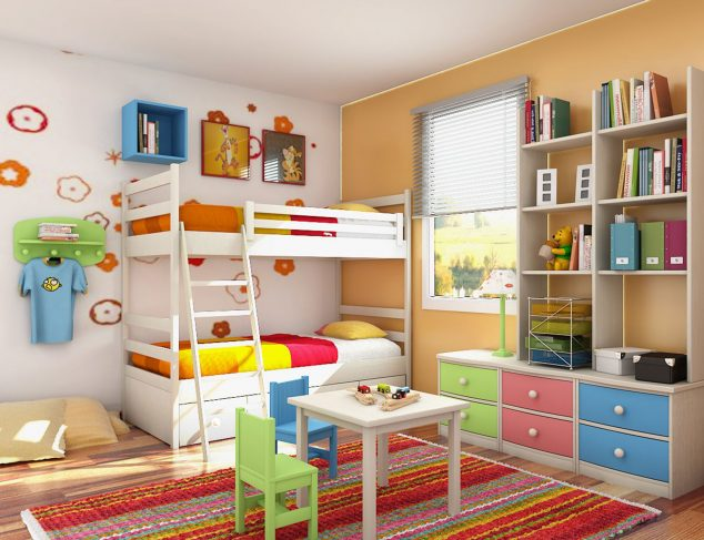 12-colorful-kid-storage-bed-ideas-2