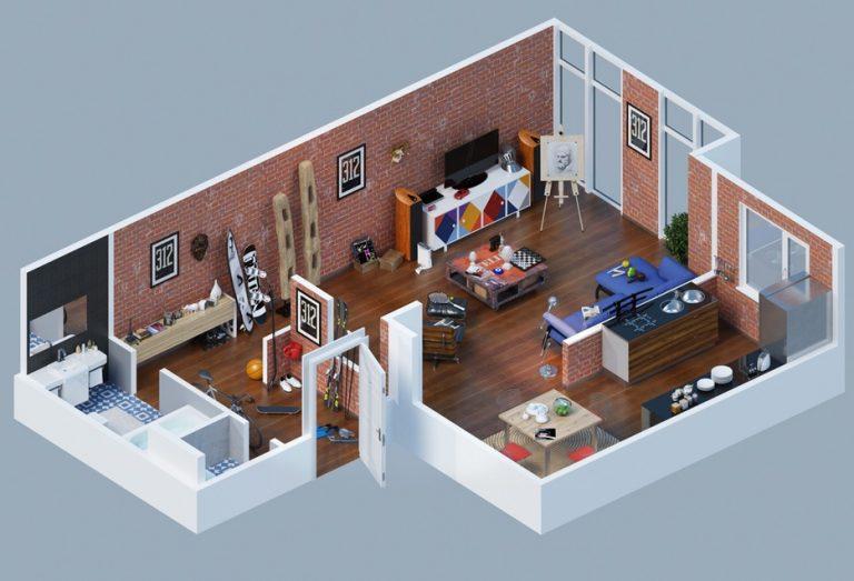 15-amazing-dreamy-modern-floor-plans-13
