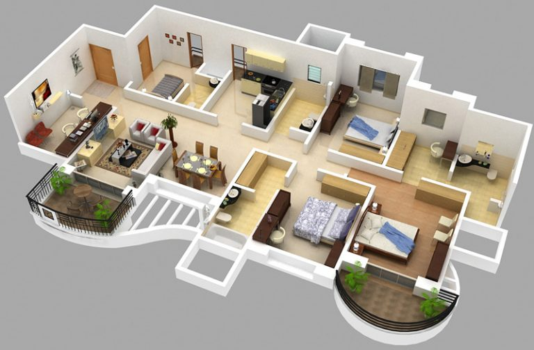 15-amazing-dreamy-modern-floor-plans-3