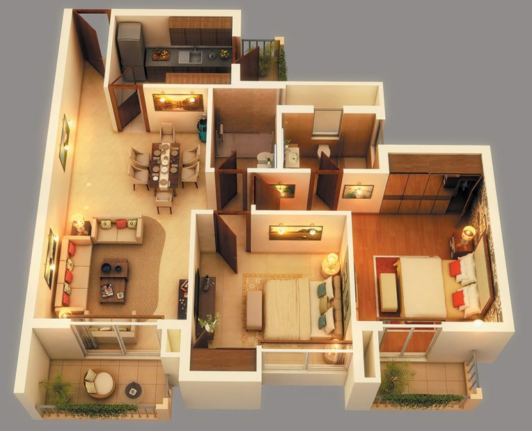 15-amazing-dreamy-modern-floor-plans-7