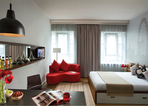 Cozy Decorating Studio Apartments Design Modern Minimalist Furniture
