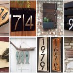 """รวมไอเดีย 44 """"ป้ายเลขที่บ้าน"""" DIY ง่ายๆ ด้วยของใกล้ตัว สวยงาม เป็นเอกลักษณ์"""