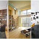 """ไอเดีย 25 แบบ """"ชั้นหนังสือ"""" สไตล์โมเดิร์น ได้ทั้งความสวยงาม และสร้างมุมพักผ่อนให้กับครอบครัว"""