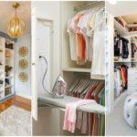 รวม 28 ไอเดียห้องแต่งตัว DIY เป็นชั้นเก็บเสื้อผ้า ชั้นเก็บของ ซ่อนความวุ่นวาย แฝงความสะดวกสบาย สวยงาม