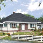 บ้านร่วมสมัย ตกแต่งภูมิฐาน ให้อารมณ์แบบบ้านสไตล์คลาสสิค 2 ห้องนอน 1 ห้องน้ำ ที่รองรับครอบครัวขนาดเล็กได้ดีเยี่ยม