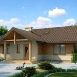 บ้านเดี่ยวหลังเล็ก ออกแบบในสไตล์ร่วมสมัย อัดแน่นภายในไว้ 3 ห้องนอน