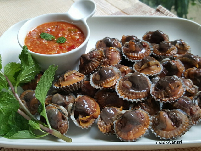 steamed-blanched-clams-with-dipping-sauce-recipe-2