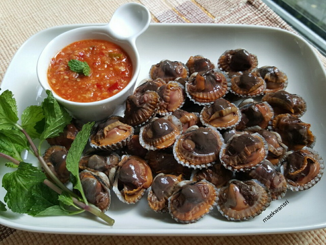 steamed-blanched-clams-with-dipping-sauce-recipe-4