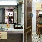 Review : รีโนเวทห้องน้ำเกรอะกรังชำรุด เปลี่ยนใหม่กลายเป็นแนวบูติค สวยแบบคลาสสิค พร้อมแยกพื้นที่แห้ง – เปียก