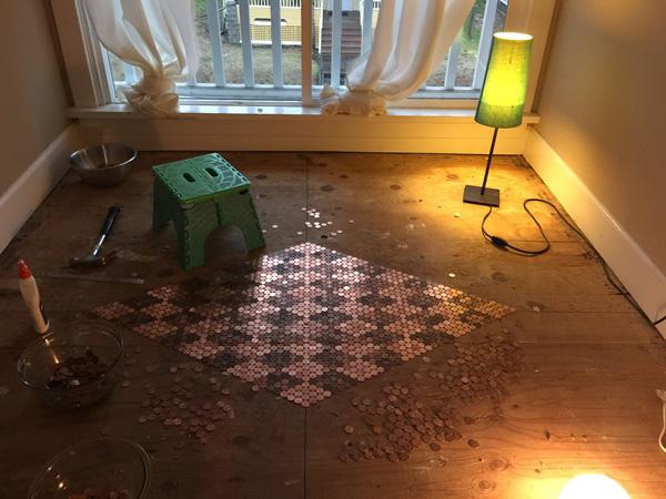 penny-floor-diy-2