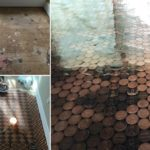 """Review : ปูพื้นบ้านด้วย """"เหรียญเพนนี"""" สร้างความหรูให้บ้านดูแพง ด้วยงบประมาณหลักพัน"""