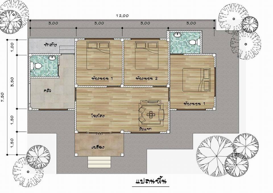 wide-facade-contemporary-green-roof-house-8