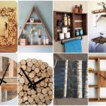 50 ไอเดีย DIY แผ่นไม้ตกแต่งผนัง สร้างของใช้ของโชว์ รับกับมุมพักผ่อน ไอเดียที่สามารถต่อยอดทำขายได้ดีเยี่ยม