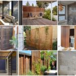 """33 ไอเดีย """"ม่านไม้บังตา"""" ตกแต่งเฉลียงบ้าน สวนหย่อม รวมทั้งภายในบ้าน สร้างฟังก์ชันมากมาย"""