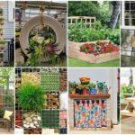 รวม 40 ไอเดียสวนหย่อม แบบสวนเขตร้อน ในรูปแบบ DIY ของใช้ของโชว์ ตกแต่งสวนสวยงาม