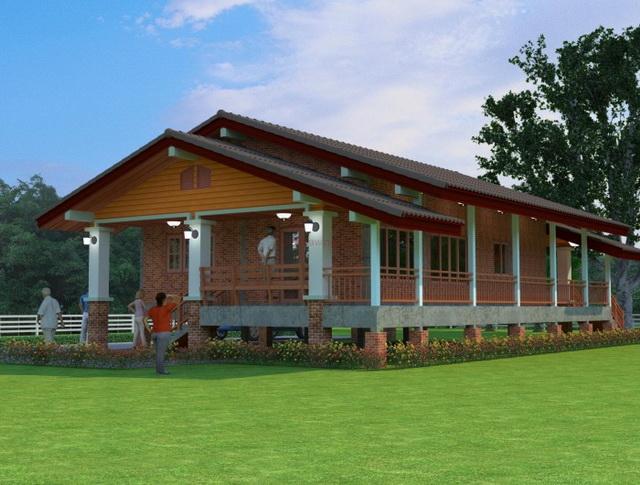 1-storey-beautiful-brick-countryside-house-1