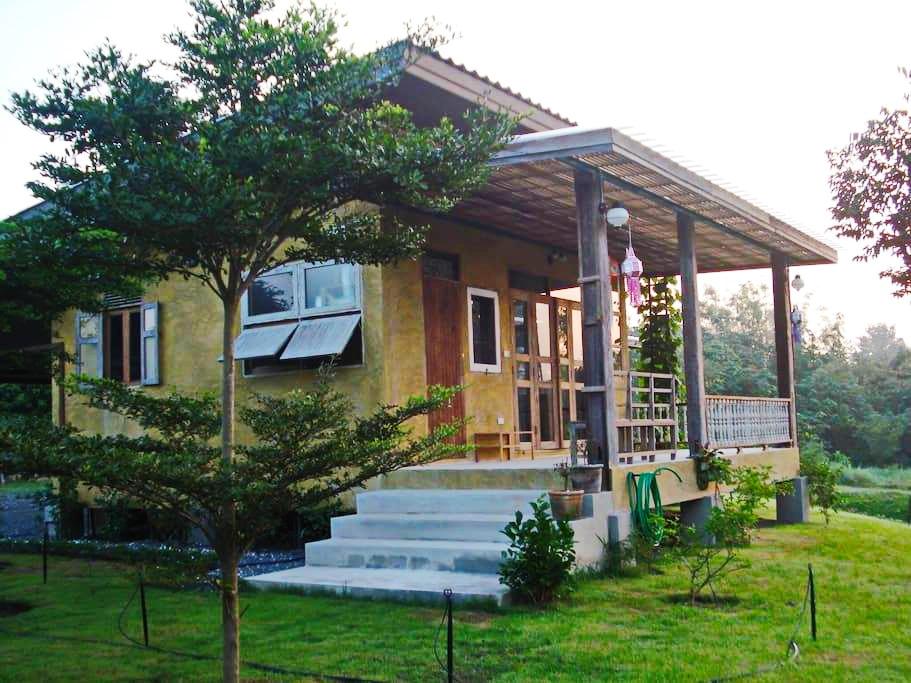 1 storey raw concrete retreat house (2)
