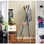 """17 ไอเดีย """"ที่เก็บเสื้อผ้า"""" เน้นความสะดวกเรียบง่าย ใช้พื้นที่ได้คุ้มค่า ไม่ต้องง้อ Walk-in Closet"""