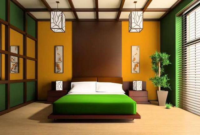 18 beautiful Japanese bedroom ideas (14)
