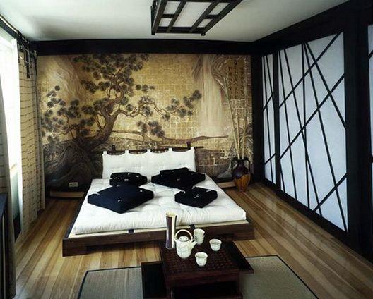 18 beautiful Japanese bedroom ideas (3)
