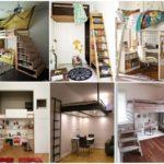 25 เตียงนอนและห้องตัวอย่าง ตกแต่งแบบสองชั้น พร้อมพื้นที่พักผ่อนในตัว ได้ทั้งความสวยงาม และฟังก์ชันเพิ่มเติม