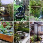 รวม 35 ไอเดียการจัดสวน ร่วมกับบ่อน้ำ น้ำพุ อ่างน้ำล้น เติมเต็มความร่มรื่นให้แก่บ้านของคุณ