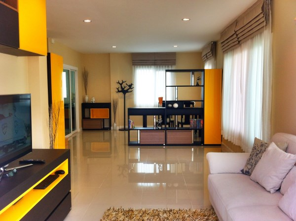 2 storey house clean and clear decoration review (16)