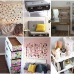26 ไอเดียตกแต่งห้องนอน ให้อารมณ์อ่อนหวาน ในงบประมาณการ DIY ที่จำกัด