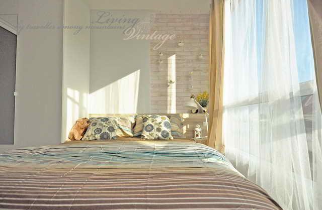 30 sqm vintage condo decoration review (11)