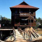หลังแรกในประเทศไทย!! บ้านสองชั้นหมุนได้ 360 องศา รับลมหลบแดดได้อย่างอิสระ พร้อมรองรับแผ่นดินไหว 7 ริกเตอร์
