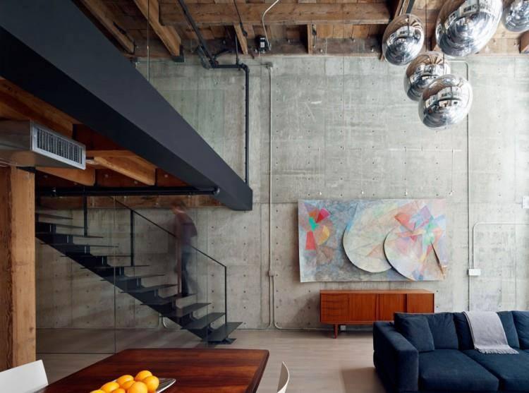 78 loft interior decoration ideas (1)