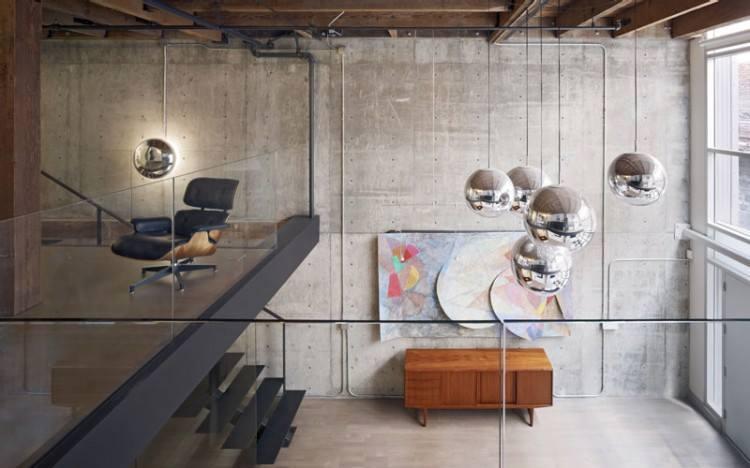78 loft interior decoration ideas (11)