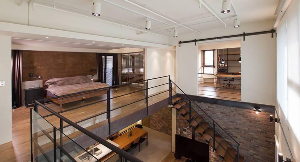 78 loft interior decoration ideas (12)