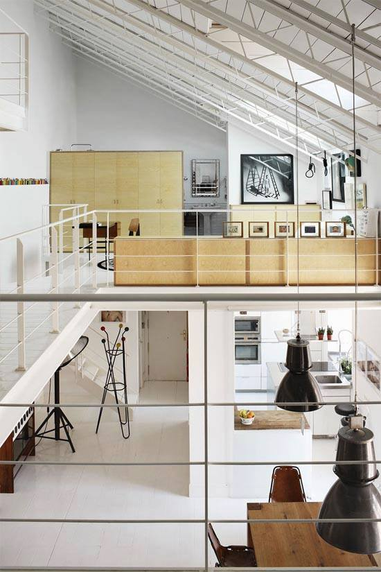 78 loft interior decoration ideas (15)