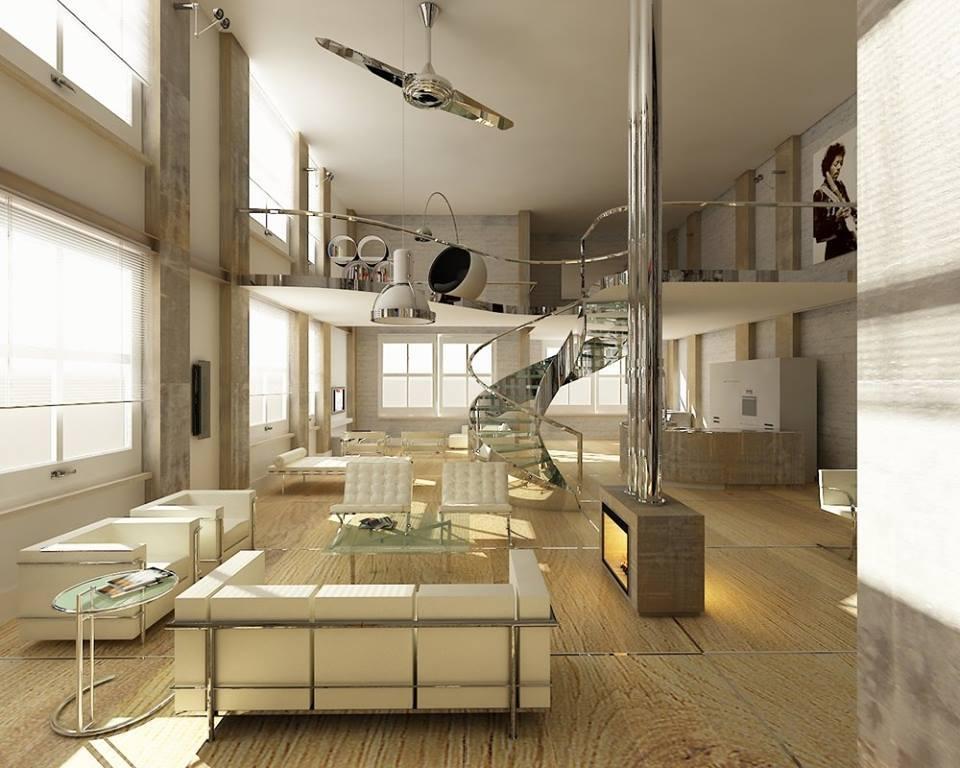 78 loft interior decoration ideas (20)