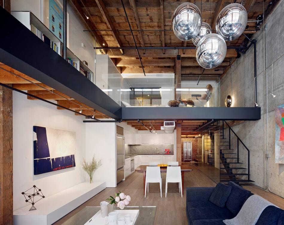 78 loft interior decoration ideas (21)