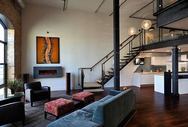 78 loft interior decoration ideas (23)