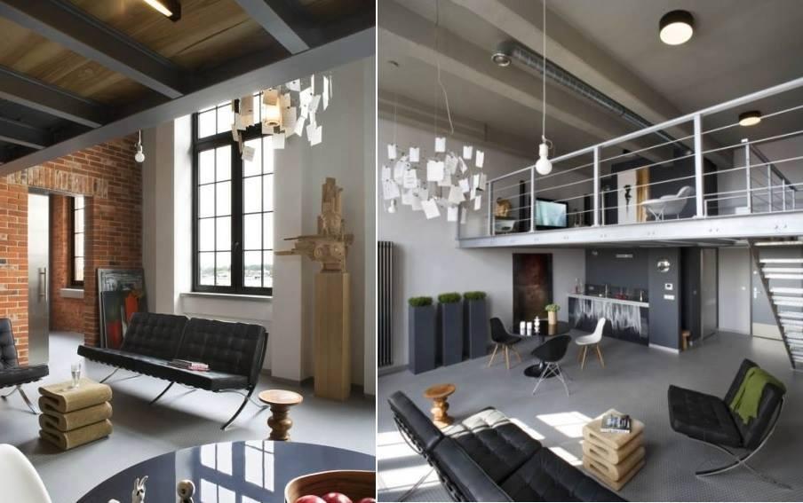 78 loft interior decoration ideas (26)