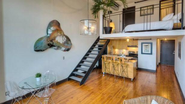 78 loft interior decoration ideas (28)