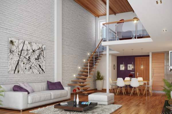 78 loft interior decoration ideas (3)