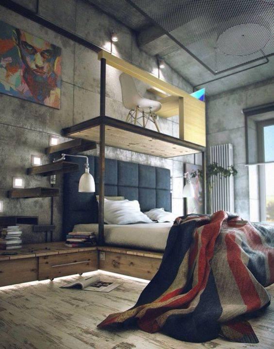 78 loft interior decoration ideas (30)