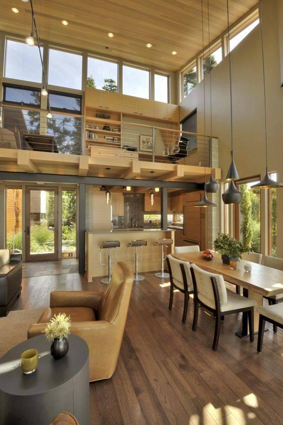 78 loft interior decoration ideas (31)